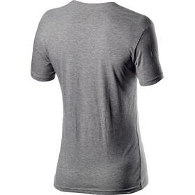 Castelli Armando Camiseta Hombre, gris